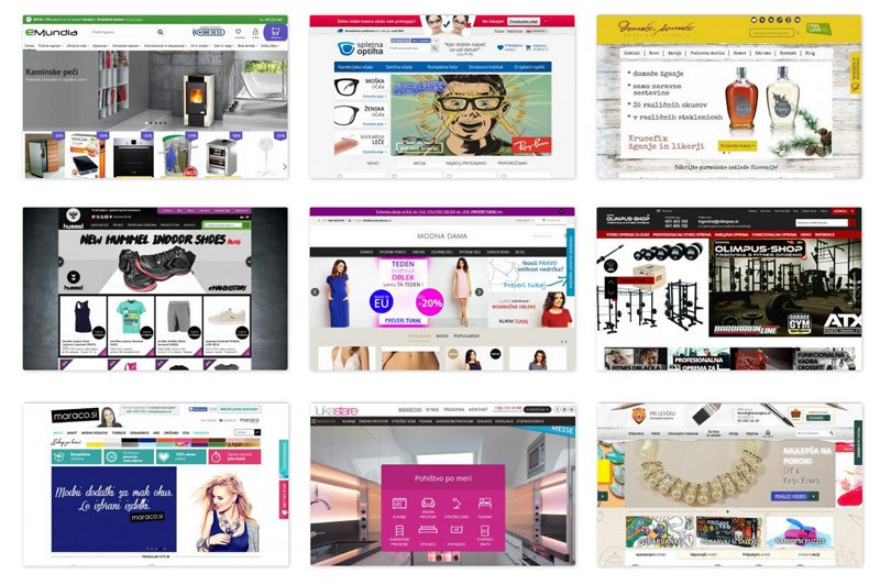 Degriz.net - izdelava spletnih trgovin